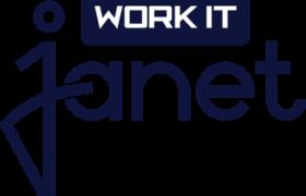 Work It Janet logo